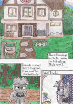 INN FOR LOST TRAVELERS (Page Five)
