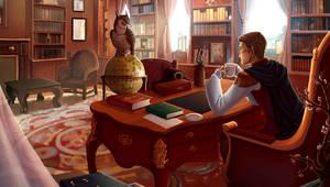 Julian's Study