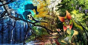 Illustration for Alicefelidae!