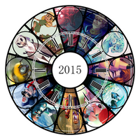 2015 art summary by painted-bees