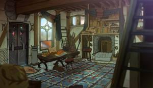 ABRAXAS: Bird's House