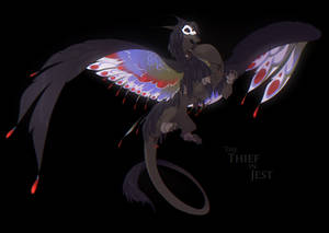 The Thief in Jest (adopt: sold)