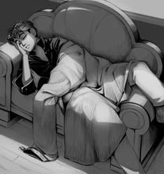 Sleep in Liminal Spaces