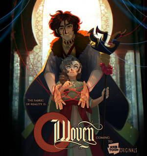 Woven is becoming a Webtoons Original comic!!