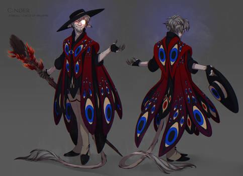 Cinder's Robe of Eyes
