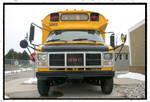 Orange Bus