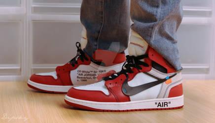 Michael Jordan X Virgil Abloh