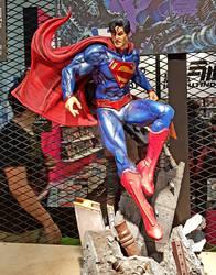 Superman by Iron Studio