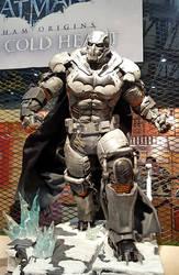 Batman in XE Suit by Iron Studio