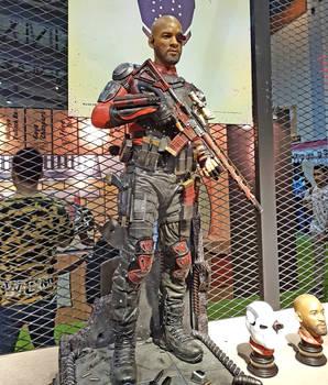 Will Smith Deadpool by Iron Studio