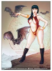 Vampirella Fanart