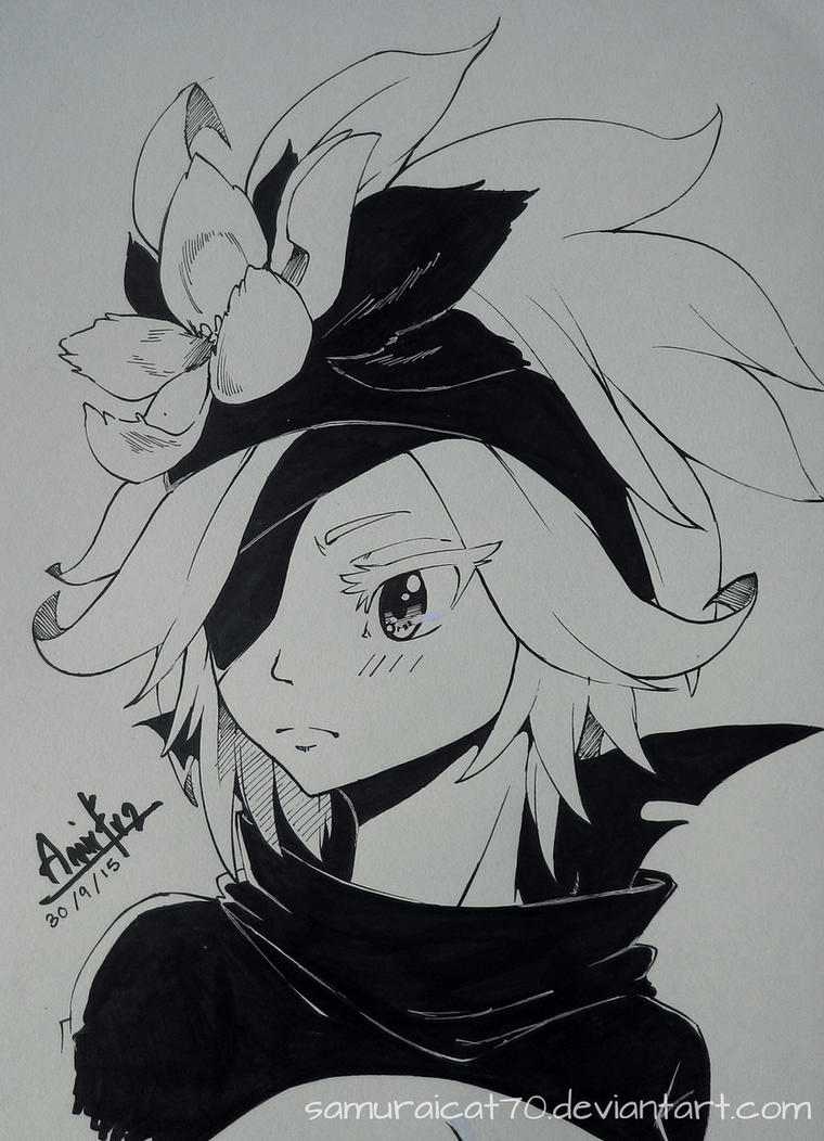 Nameless Heart by samuraicat70