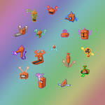 The missing Rotom Forms