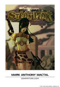 Steampunk Girls 2012