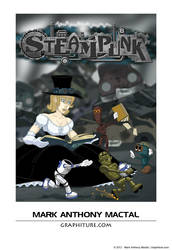 Steampunk Girls 2012 by Graphiture