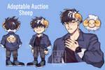 Adoptable auction sheep (CLOSE)