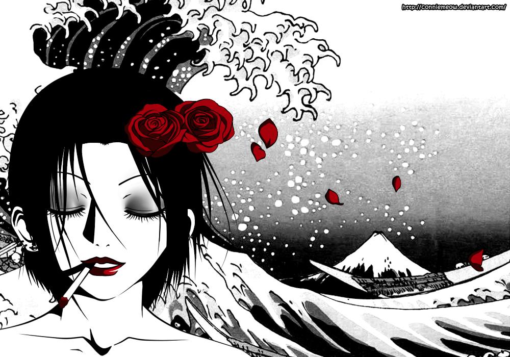Rose Of The Sea - Osaki Nana by ConnieMeow