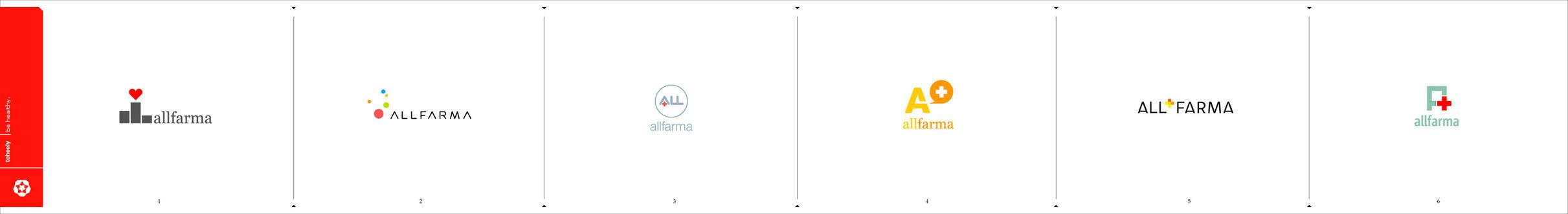 Allfarma logo by Tcheely