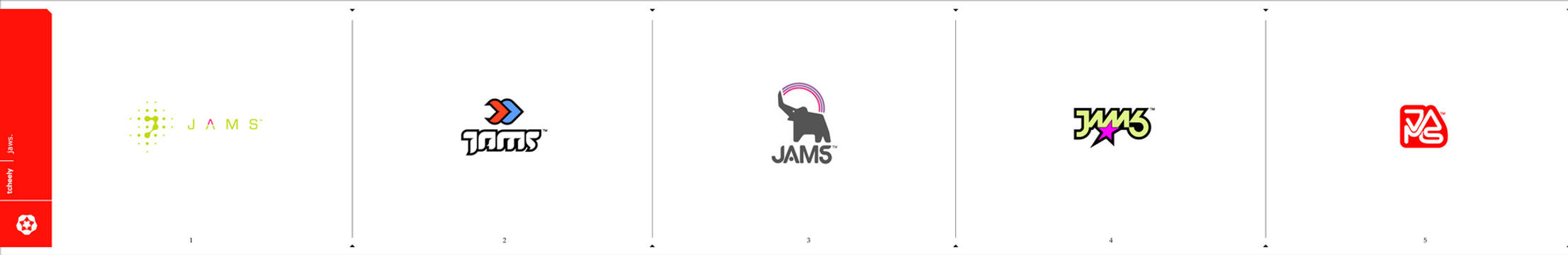 JAMS logo by Tcheely