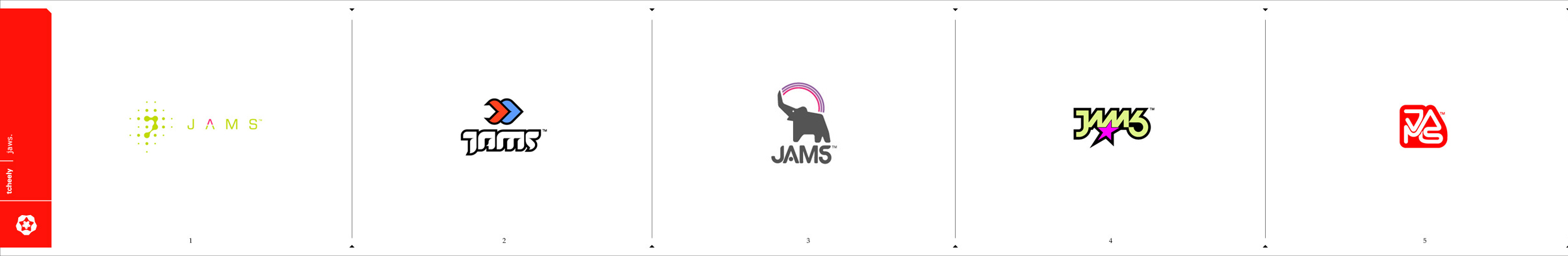 JAMS logo by Tcheely