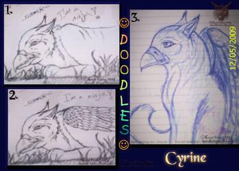 Cyine Doodles