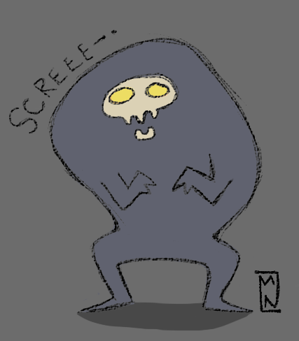 Screecher by MentalNerd