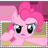 Pinkie Pie Thats What I Said Stamp by moonprincessluna