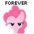 Pinkie Pie Forever Icon by moonprincessluna
