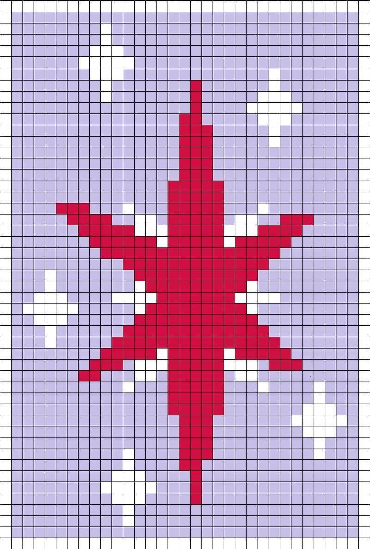 пони схемы крестом