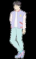 Pastel Sousuke by tesstriestoart