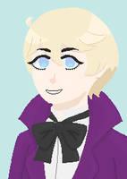 Pixel Alois by tesstriestoart