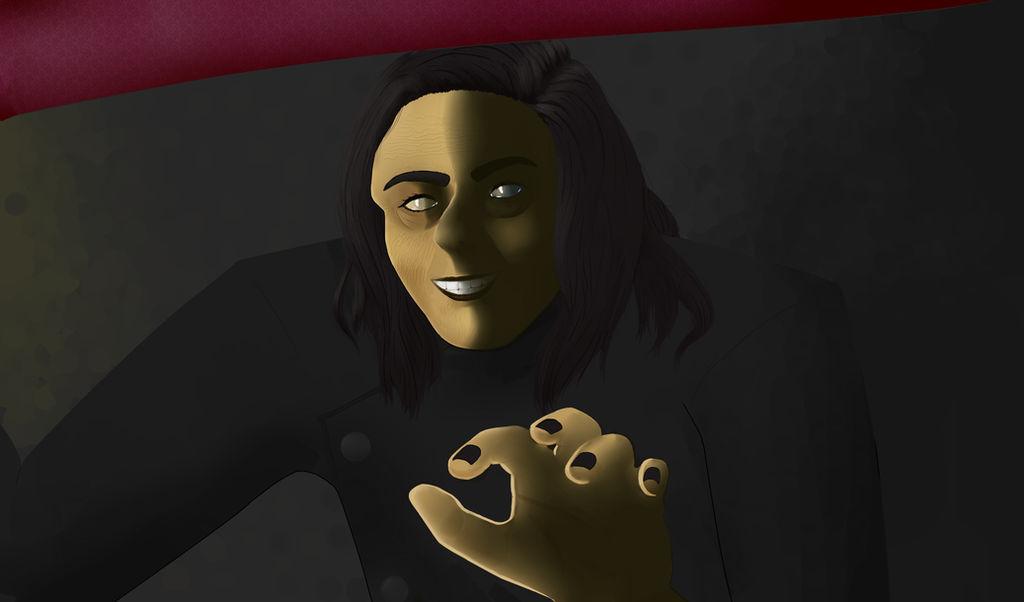 Frankenstein's Monster by tesstriestoart