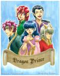 Dragon Prince: Color Splash by LoomStudioCo