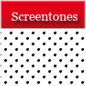 Manga-Apps Screentones by LOOMcomics