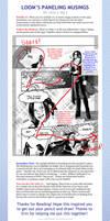 Loom's Paneling Musings 04: Little 2, Big 2 by LoomStudioCo