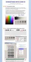 Screentones with Loom #2: Anatomy of a Halftone by LoomStudioCo