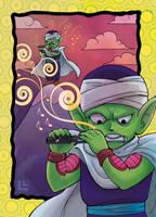 Piccolo and Piccolo by LoomStudioCo