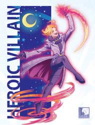 Heroic Villain Art Trade by LoomStudioCo