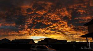 Stunning Skies by symbiandj