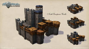 North European Castle