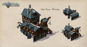 Siege Engine Workshop by Dawn2069MS