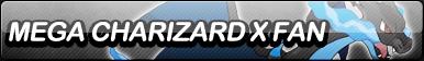 Mega-Charizard X Fan Button