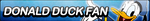 Donald Duck Fan Button by VonKellcsiis