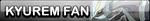 Kyurem Fan Button by VonKellcsiis