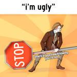 U not ugly, stop it | HETALIA by VonKellcsiis