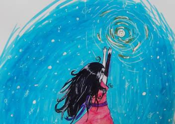 #Inktober 07 by Nadie-And-Jenn