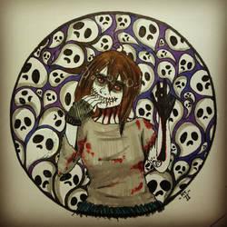 #Halloween by Nadie-And-Jenn