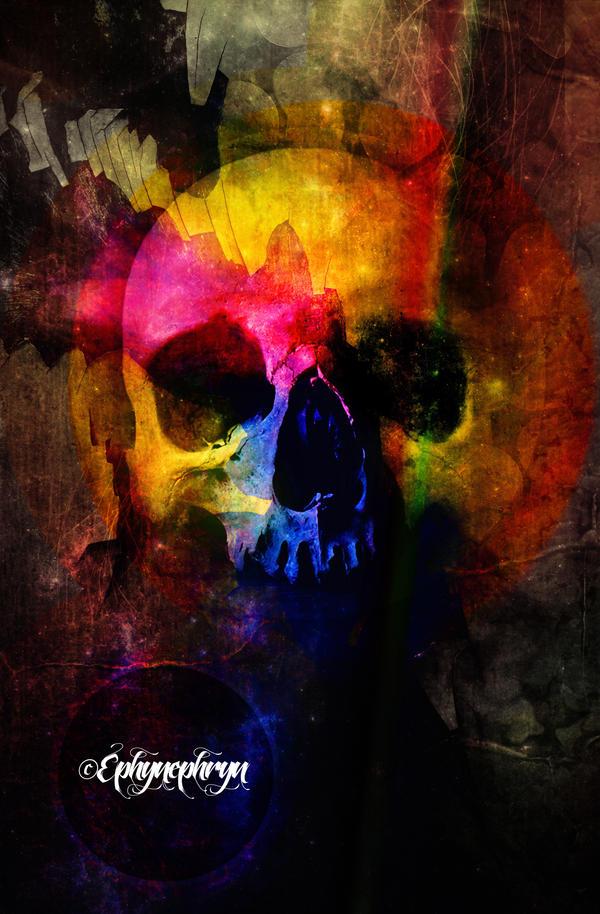 Skullture IX. by Ephynephryn