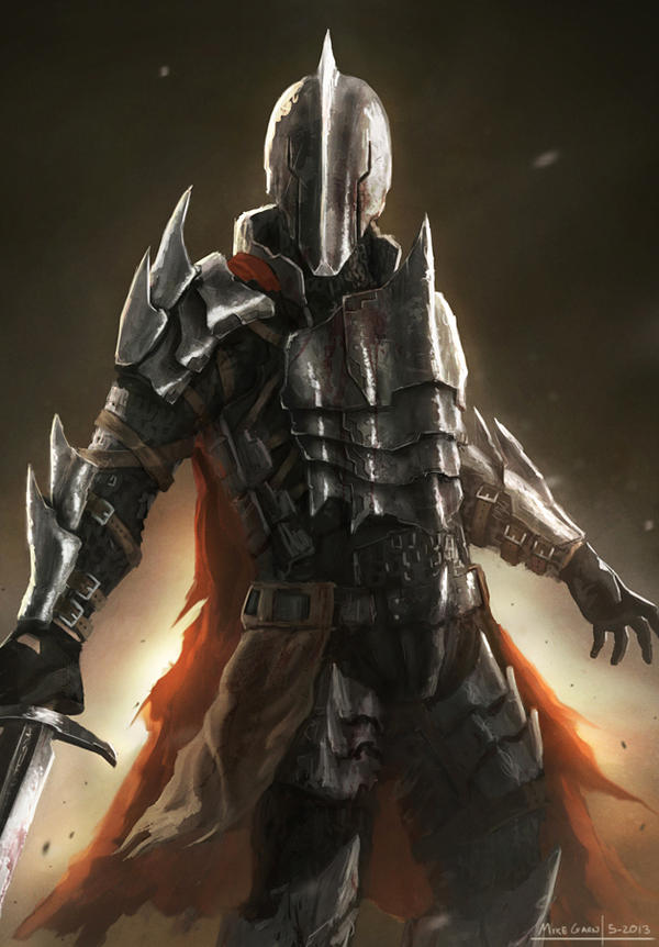 Knight Killer by NRAG