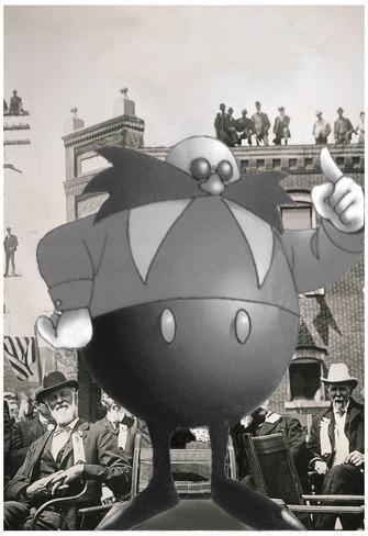 President Robotnik by ThePlainsman